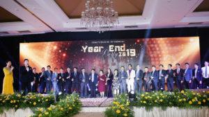 hình sự kiện year end party